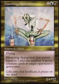 Haunting Apparition - Mirage