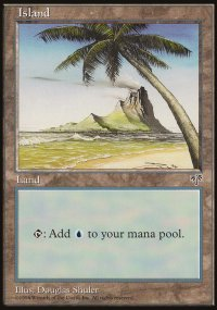 Island 1 - Mirage