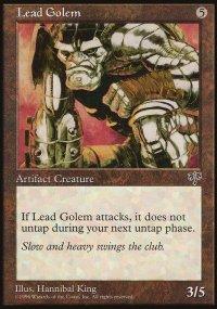 Lead Golem - Mirage