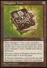 Mangara's Tome - Mirage