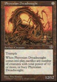 Phyrexian Dreadnought - Mirage