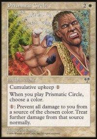 Prismatic Circle - Mirage