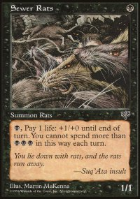 Sewer Rats - Mirage