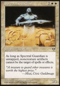 Spectral Guardian - Mirage