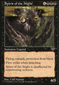 Spirit of the Night - Mirage