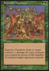 Superior Numbers - Mirage