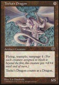 Teeka's Dragon - Mirage