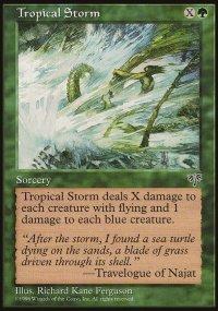 Tropical Storm - Mirage