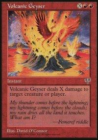 Volcanic Geyser - Mirage