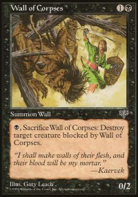 Wall of Corpses - Mirage