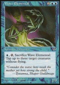 Wave Elemental - Mirage