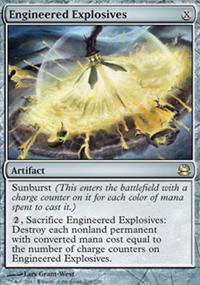 Engineered Explosives - Modern Masters