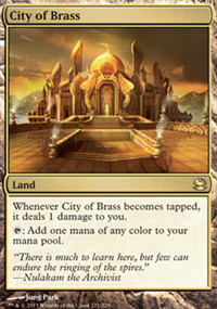 City of Brass - Modern Masters