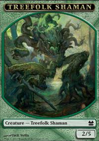 Treefolk Shaman - Modern Masters