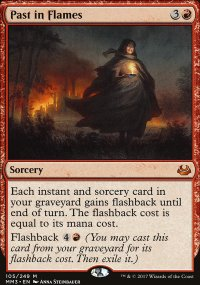 Past in Flames - Modern Masters 2017