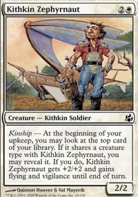 Kithkin Zephyrnaut - Morningtide