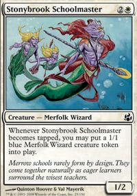 Stonybrook Schoolmaster - Morningtide