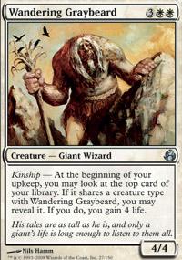 Wandering Graybeard - Morningtide