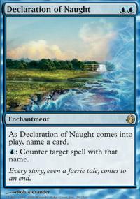 Declaration of Naught - Morningtide