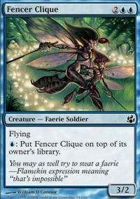 Fencer Clique - Morningtide