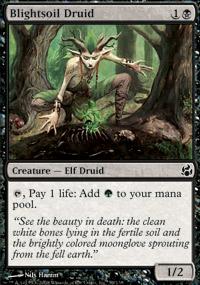 Blightsoil Druid - Morningtide