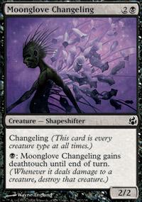 Moonglove Changeling - Morningtide