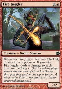 Fire Juggler - Morningtide