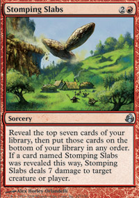 Stomping Slabs - Morningtide