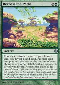 Recross the Paths - Morningtide