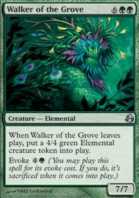 Walker of the Grove - Morningtide