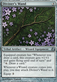 Diviner's Wand - Morningtide