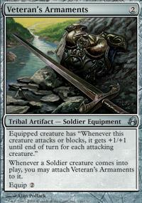 Veteran's Armaments - Morningtide