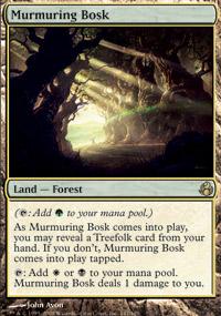 Murmuring Bosk - Morningtide