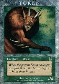 Beast - Player Rewards Tokens