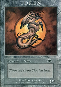 Sliver - Player Rewards Tokens