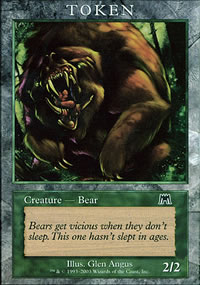 Bear 2 - Player Rewards Tokens