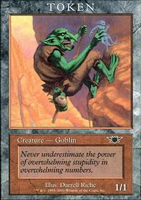 Goblin - Player Rewards Tokens