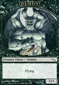 Demon - Player Rewards Tokens