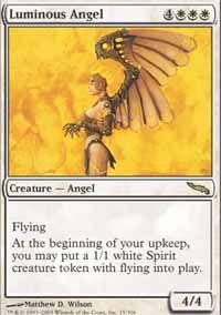 Luminous Angel - Mirrodin