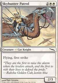 Skyhunter Patrol - Mirrodin
