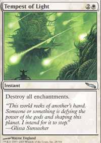 Tempest of Light - Mirrodin