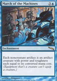 March of the Machines - Mirrodin