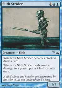 Slith Strider - Mirrodin