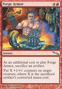 Forge Armor - Mirrodin