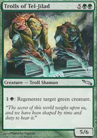 Trolls of Tel-Jilad - Mirrodin