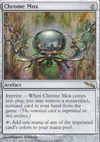 Mox de chrome -