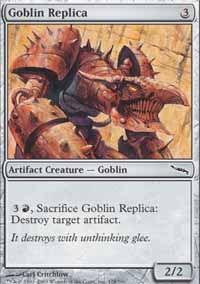 Goblin Replica - Mirrodin