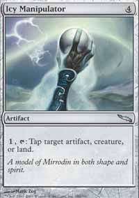 Icy Manipulator - Mirrodin