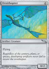 Ornithopter - Mirrodin