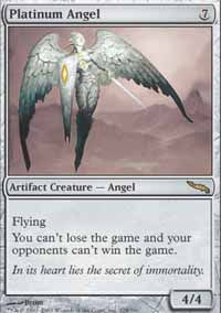 Platinum Angel - Mirrodin